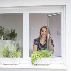 Drehrahmen für Fenster und Türen